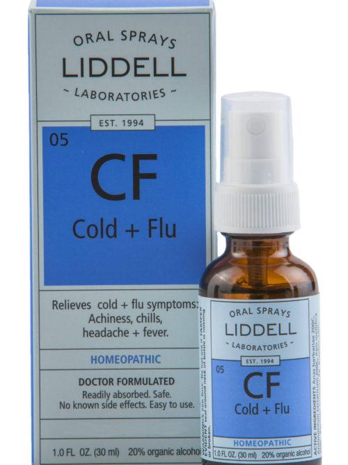 CF, Cold + Flu
