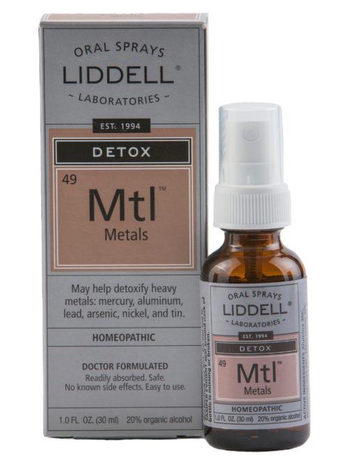 Mtl, Metals - Detox