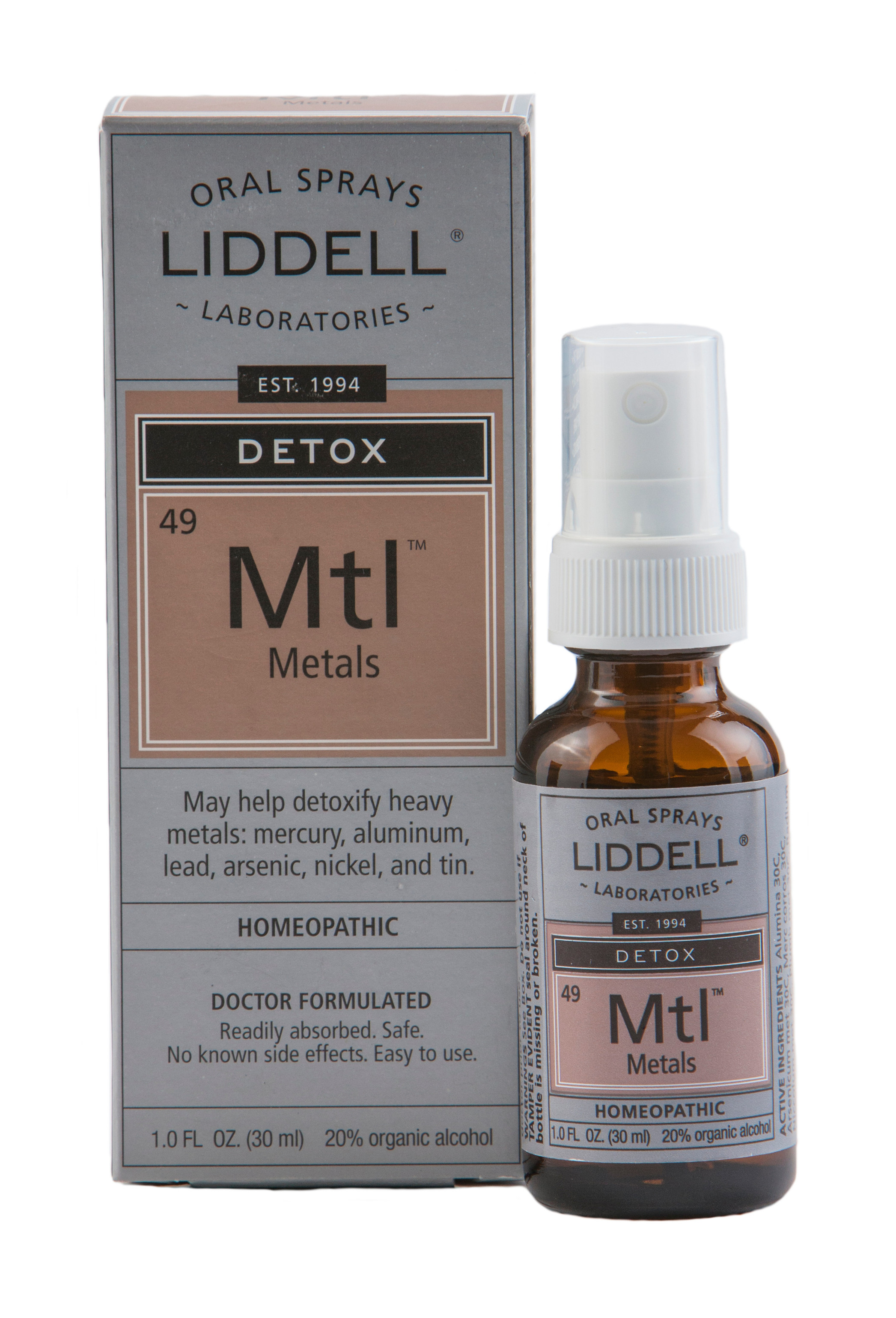 Metals Detox