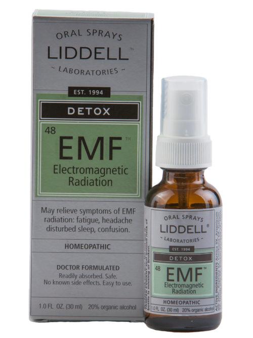 EMF, Electromagnetic Radiation - Detox