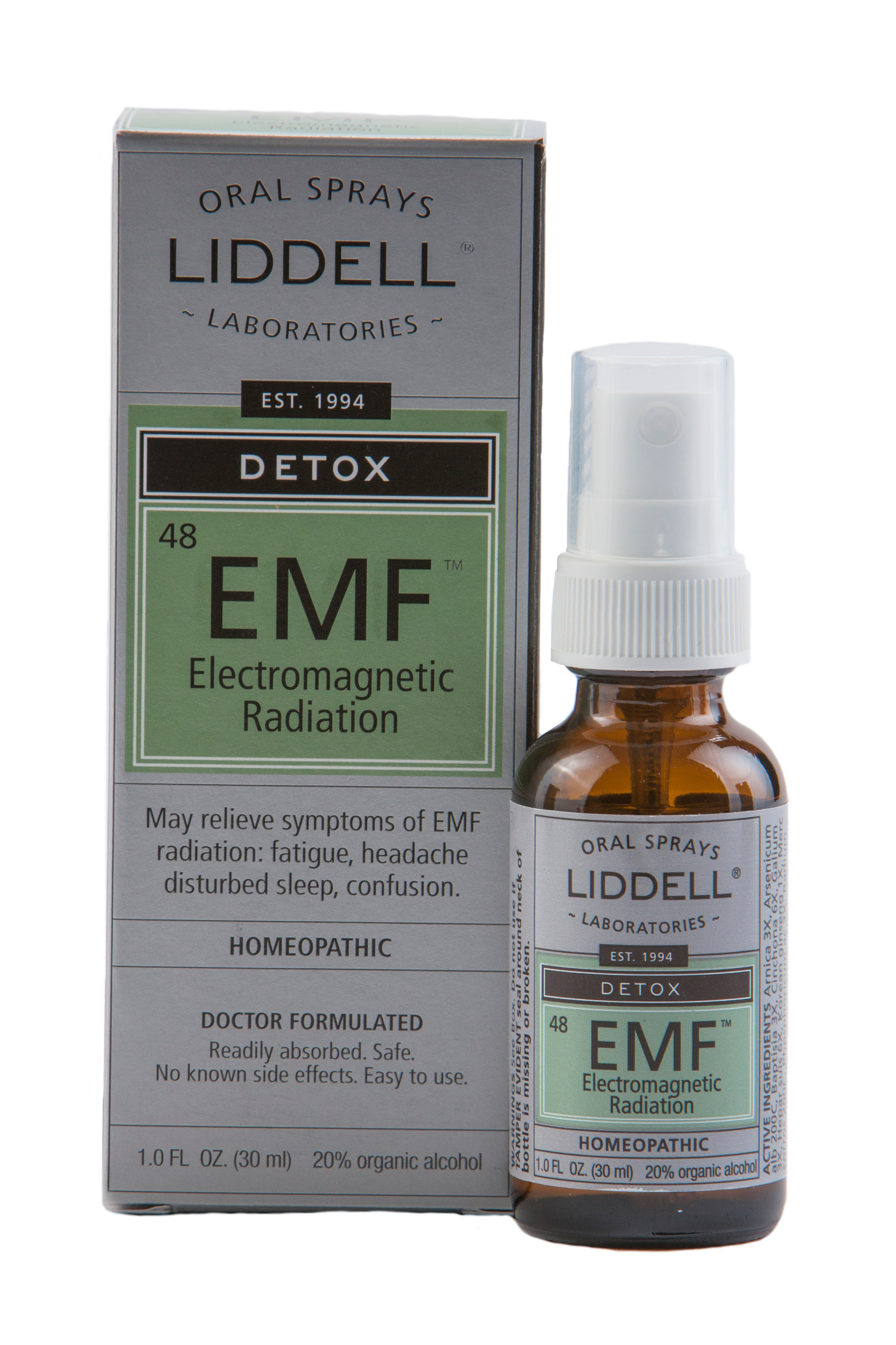 EMF, Electromagnetic Radiation - Detox