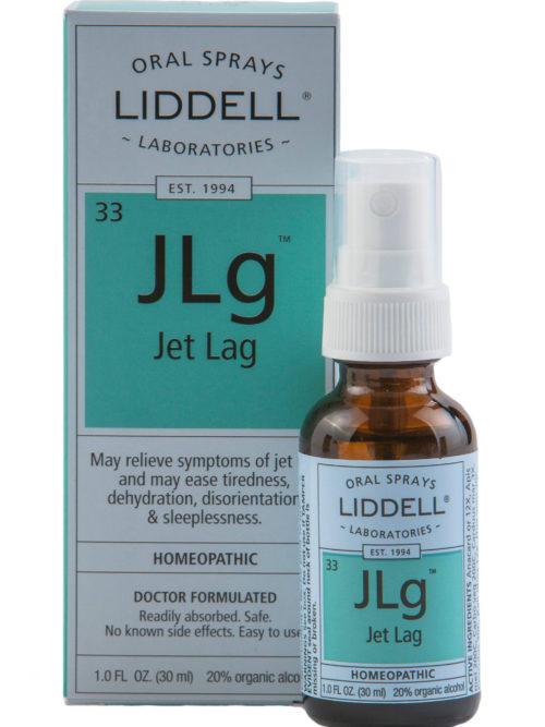 JL, Jet Lag
