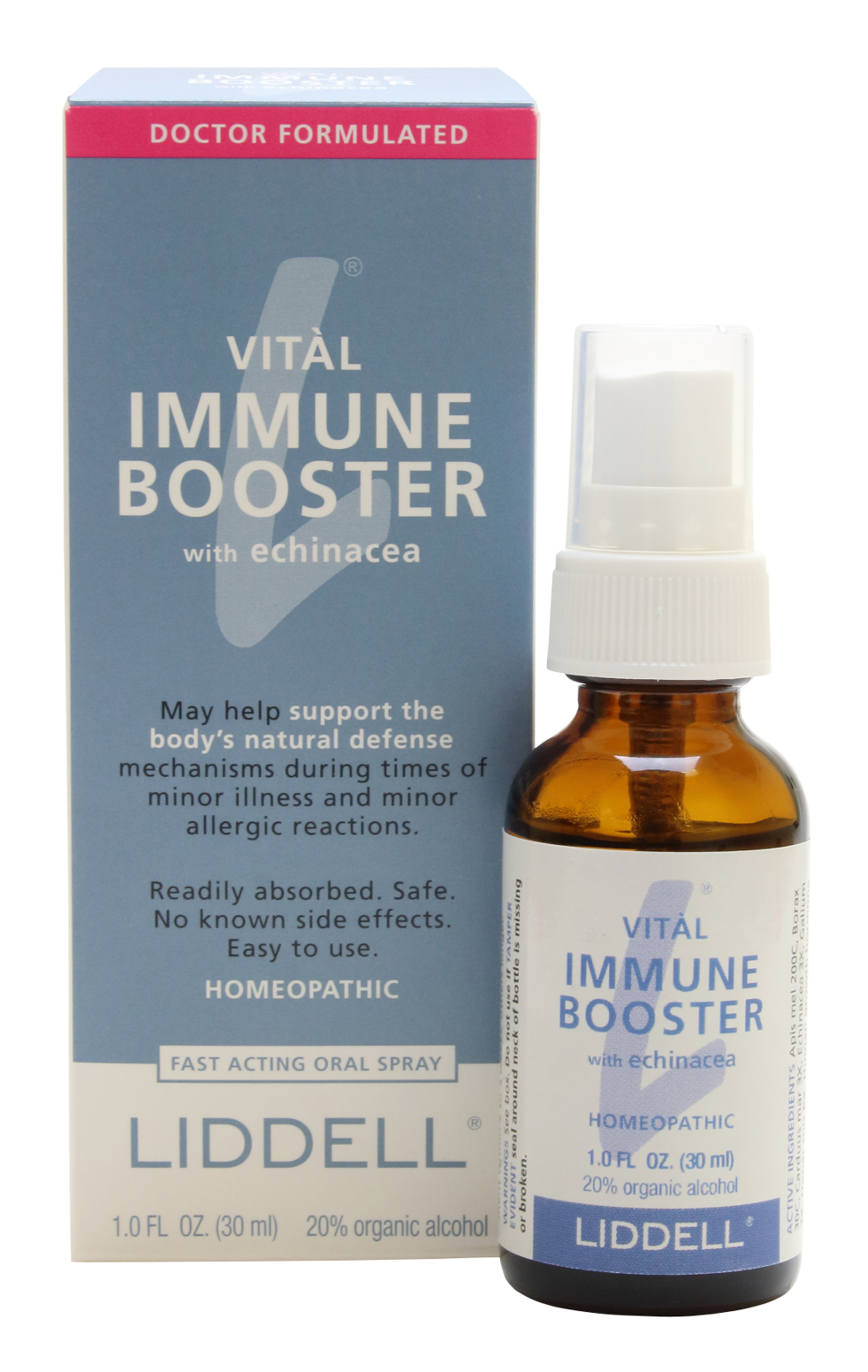 Vital Immune Booster