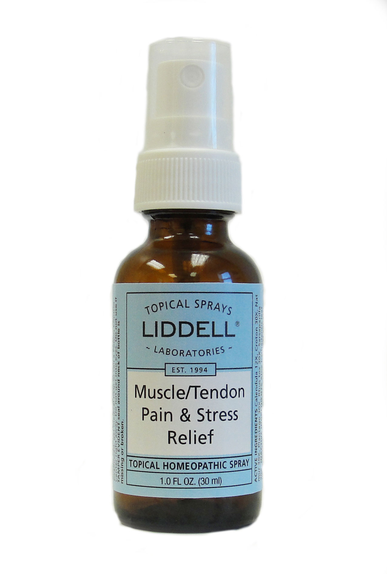 Muscle/Tendon Pain & Stress Relief