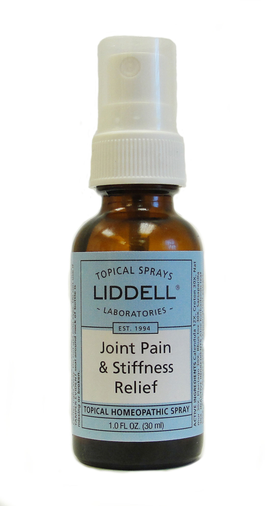 Joint Pain & Stiffness Relief