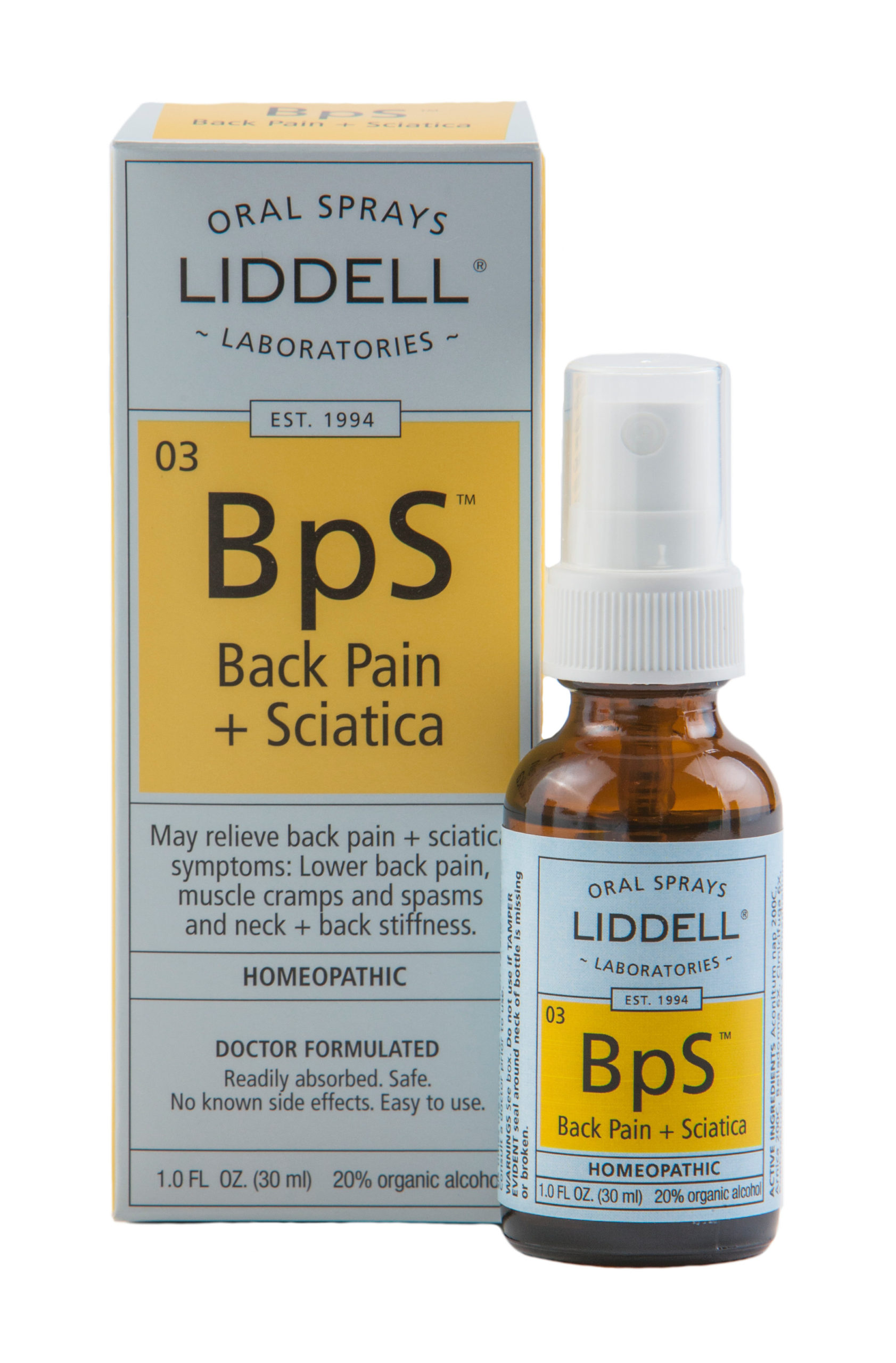 BpS, Back Pain + Sciatica