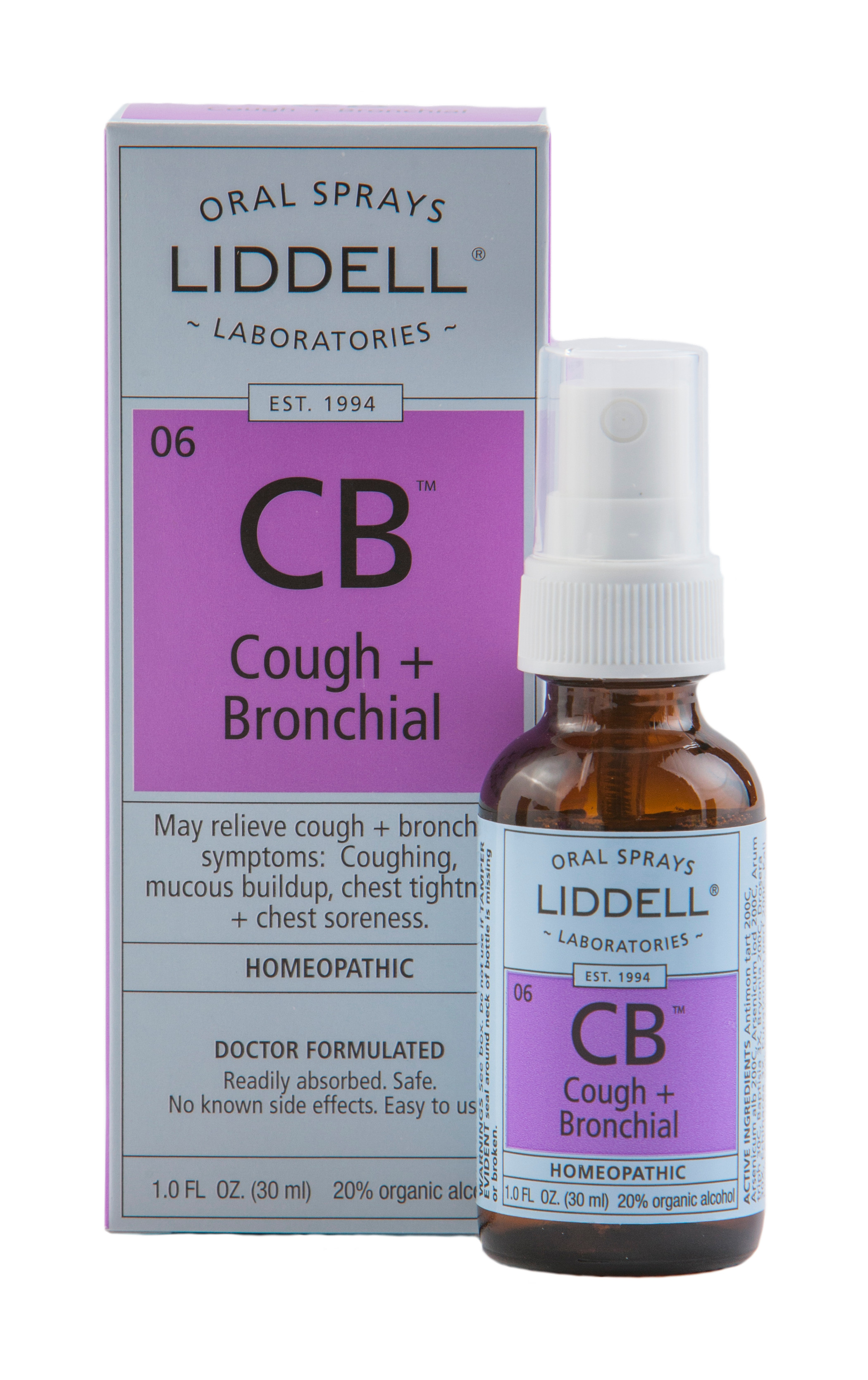CB, Cough + Bronchial