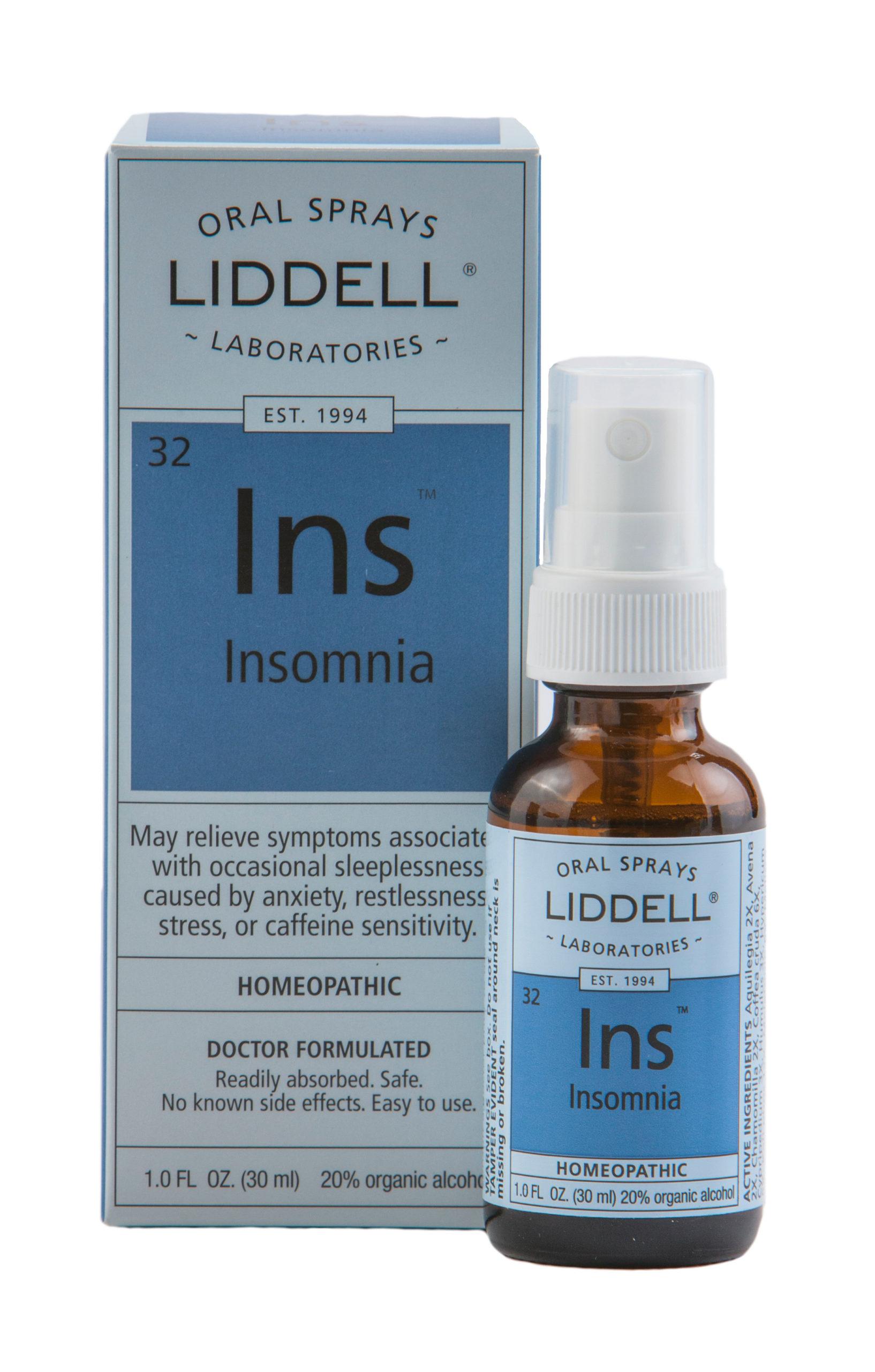 Ins, Insomnia