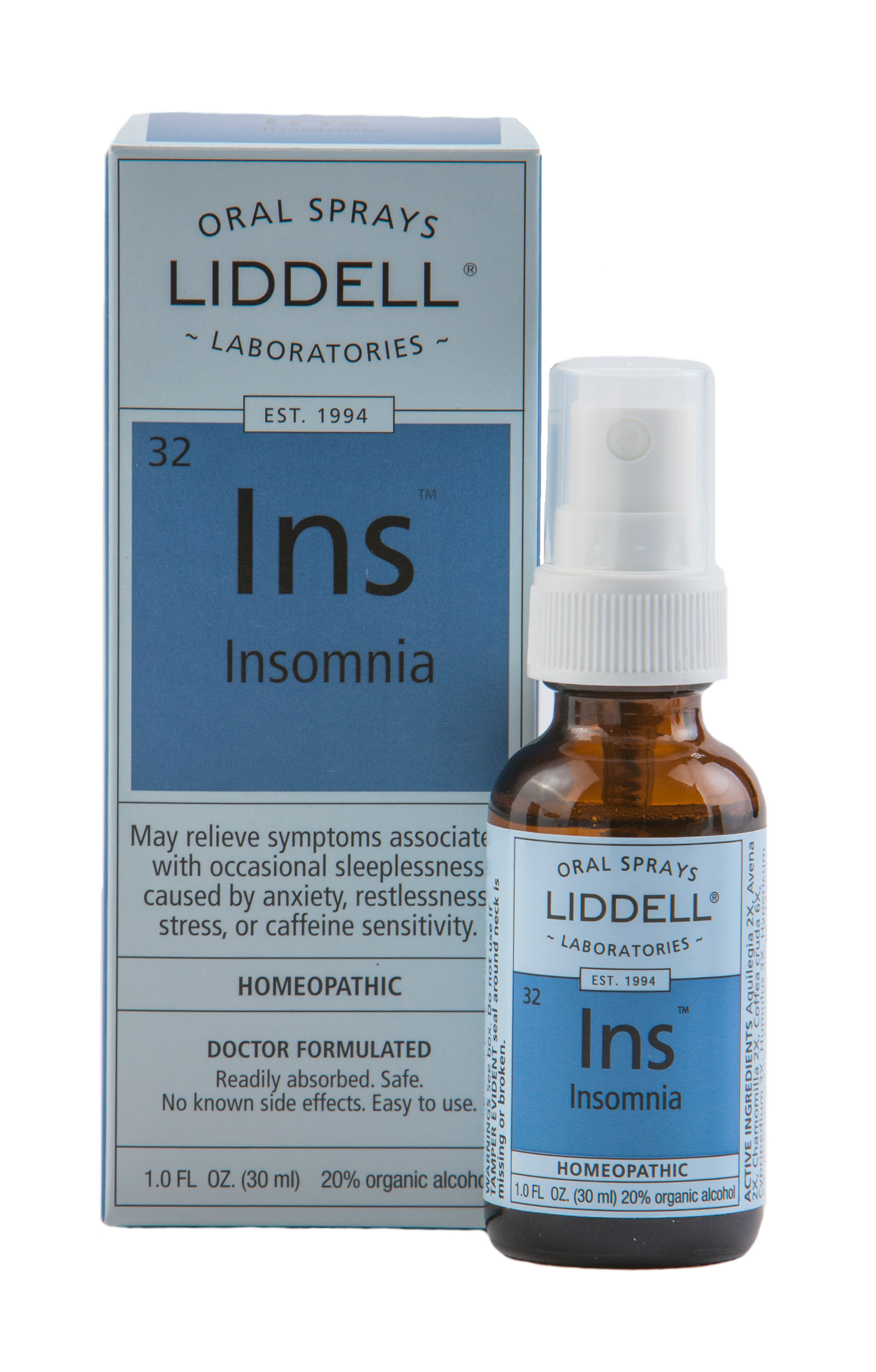 Ins, Insomnia