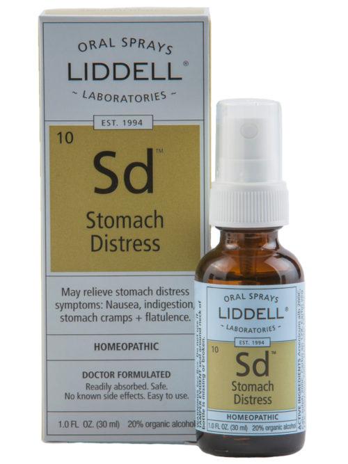 Sd, Stomach Distress