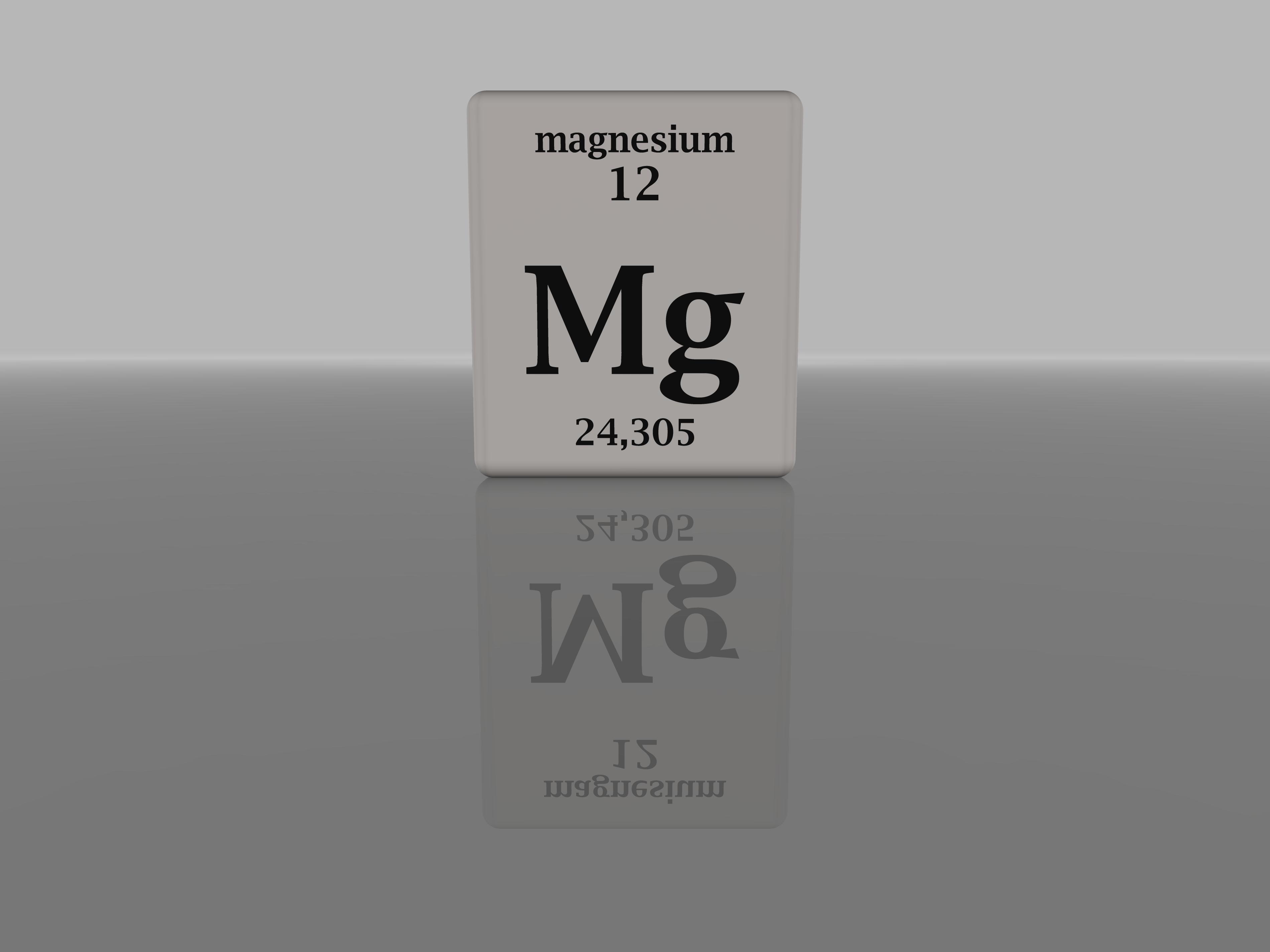 Magnesium - Mg