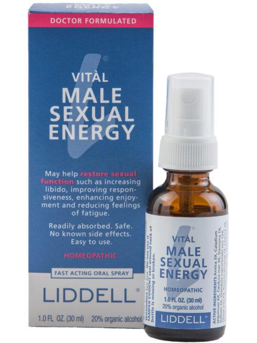Vital Male Sexual Energy