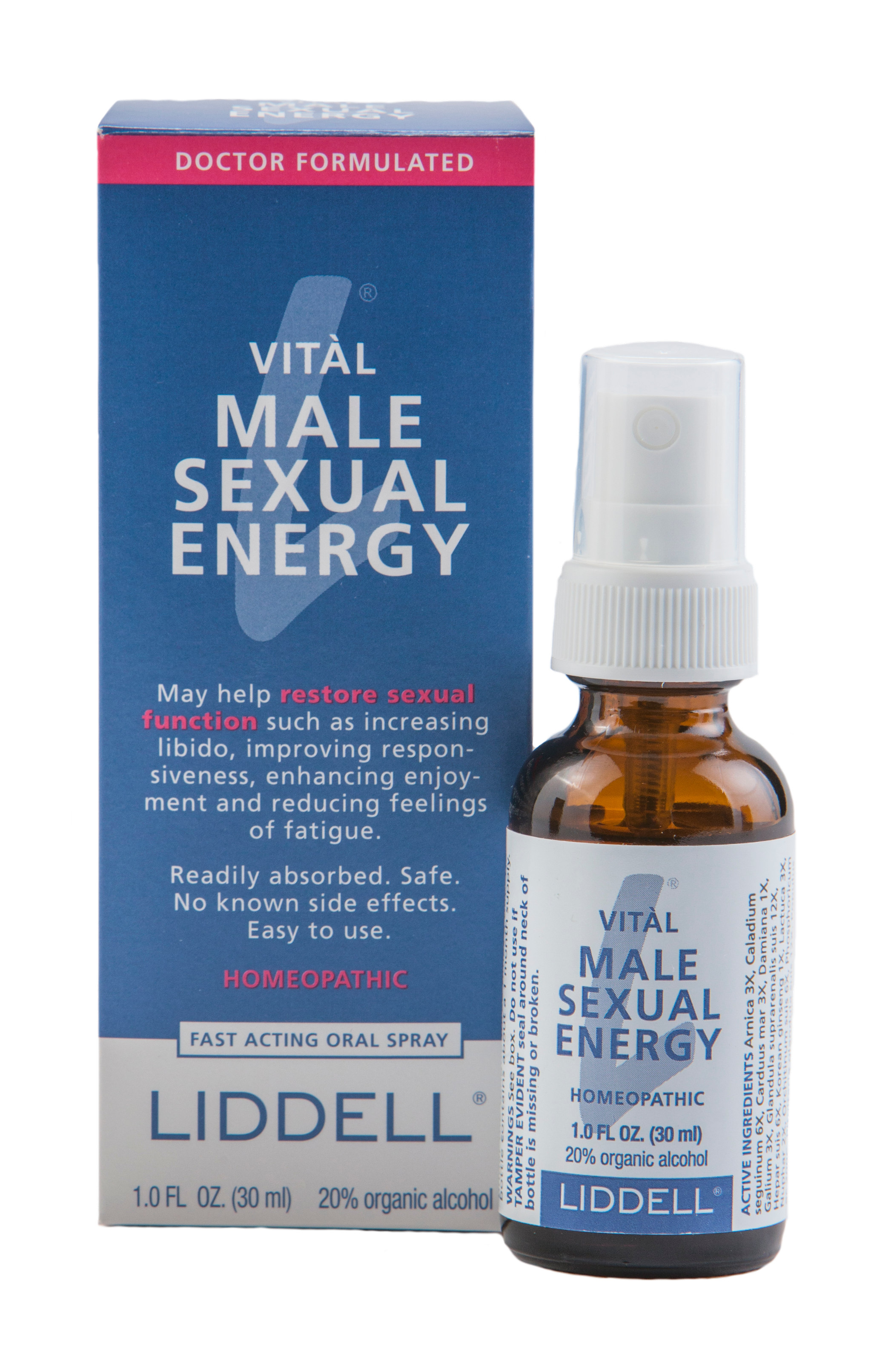 Vital Male Sexual Energy