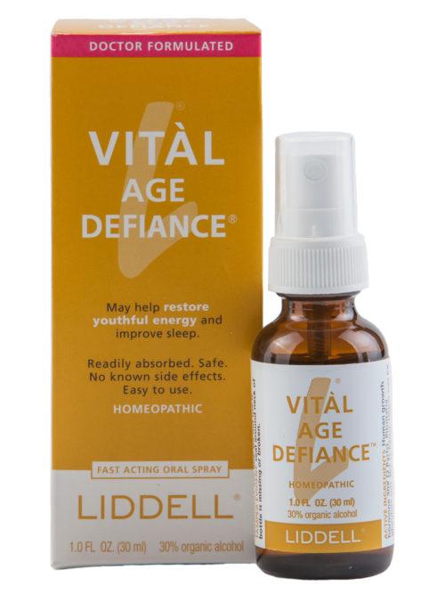 Vital Age Defiance