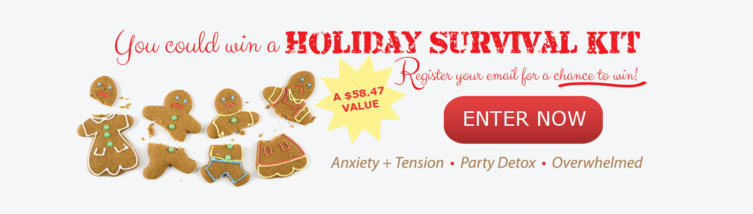 Holiday Survival Kit Contest