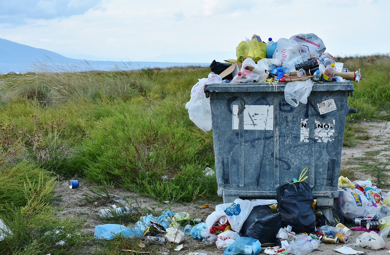 Garbage - Plastic
